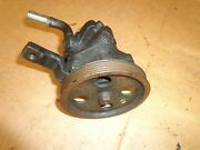 Toyota Supra Mk3 1986.5-92 Power Steering Pump Only 5 1/4 Inch Pulley