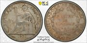 1903-a French Indo China Piastre Lec-286 Pcgs Vf Detail Cleaned