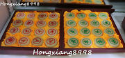 19 Chinese Natural White Jade Amusement Game Chess Pieces Xiangqi Set Statue