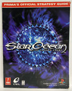 Star Ocean The Second Story Official Strategy Guide