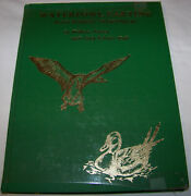 1982 Waterfowl Carving Blue Ribbon Techniques By William Veasey Signed