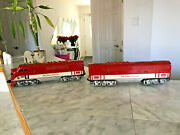 Vintage Lionel 2245 Vintage O Texas Special F-3 A And B Diesel Set Usa