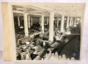 Vintage 1936 Horneand039s Downtown Pittsburgh Department Store Flood Photo Archive