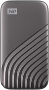 Wd 4tb My Passport Ssd External Portable Solid State Drive Grey Up To 1050 Mb