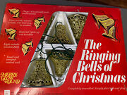 Vtg 1978 Merry Glow Round The Ringing Bells Of Mr Christmas