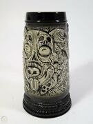 Mr Pickles Beer Stein Mug Cup Glass Adult Swim Rick And Morty Athf Venture Bros