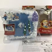 Cvs Rudolph Red Nosed Reindeer Music And Motion Bumble Chase Christmas Decor