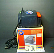 Lionel Transformer-controller 80 Watt P/n 6-14198 Tested And Working Model Cw-80