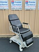 Steris Hausted Powered Apc Chair W Original Upholstery Works When Plugged In