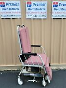 Steris Hausted Vic Chair 2 W Original Upholstery Fix Brake