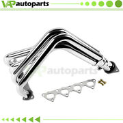 Header Exhaust Manifold For Acura Integra 94-01 For Civic B16 B18 Type-r 99-00