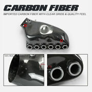 For Bmw 00-06 E46 M3 3series 2door Coupe Carbon Fiber Intake Air Box Bodykits