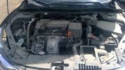 Motor Engine 2.4l Vin 1 6th Digit Coupe California Emissions Fits 16-17 Accord 8
