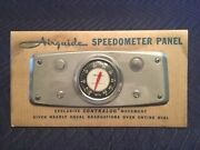 Outboard Dash Plate Assembly Airguide Speedometer Display Item