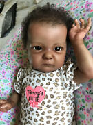 Beautiful Reborn Baby Tink By Bonnie Brown W/ Coa New Pics Added