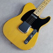 Fender American Vintage And03952 Telecaster Used Ash Body Maple Neck W/hard Case