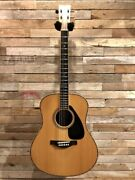 Used Yamaha Ll36are Acoustic Guitar Xtq228