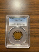 1924-d Lincoln Wheat Penny Cent 1c Pcgs Extra Fine 40 Xf 40 Type 1 Wheat Reverse