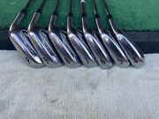 Titleist Ap2 716 Forged Irons 4-p. 7 Clubs. Dynamic Gold Amt S300 Stiff Rh