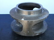 Meyers 23608d540 9.50 Tapered Shaft Impeller For Pentair 4vc 4vcx 6vc 6vcx Pump
