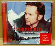 Simply Red Love And The Russian Winter Rare 1999 Malaysia Cd Fcb1751