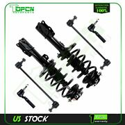 For Saturn Aura 2007-2009 6pc Front Quick Strut Assembly And Suspension Kits