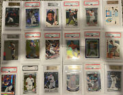 Baseball Repack Guaranteed Hit 8k In Value 👀 🔥. Psa/bgs Autoandrsquos High End