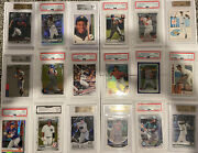 Baseball Repack/chase-pack Psa/bgs/auto Or High End Card In Every Pack 🔥 👀