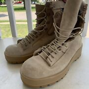 Wellco Military Combat Boots Desert Mens Size 7 Wide New