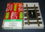 Lgb 1015u Insulated Train Track Section With Box 150mm G Scale