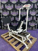 Life Fitness Pro Seated Linear Leg Press W/400 Lb. Stack - Buyer Pays Shipping
