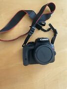 Canon Eos Rebel Sl1, Efs 18-55mm Lens With Filter, Original Box, Carrying Case