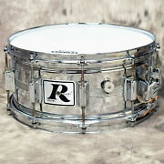 Rogers Dyna Sonic 14andtimes6.5 Mod Used Snare Drum