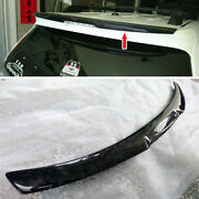 Forge Carbon For Toyota Sienna 3rd 5dr Minivan V Style Rear Trunk Spoiler 11-18