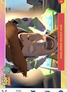 [digital Card] Topps Disney - High Speed Rocket - Toy Story 25th - Story Pink