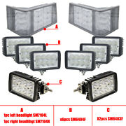 With Left And Right Headlight For Case Ih Magnum Tractors 8910892089308940 ++