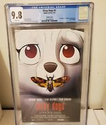 Stray Dogs 1 2021 Image Comics Silence Of The Lambs Variant Cgc 9.8 Free Ship
