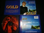 George Michael Gold Rare Picture Cd Wham