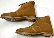 Wwi Us Pershing M1917 Infantry Trench Boots- Size 12