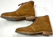 Wwi Us Pershing M1917 Infantry Trench Boots- Size 10
