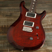 Paul Reed Smith S2 Custom 24 Fire Red Burst Electric Guitar