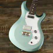 Paul Reed Smith S2 Vela Frost Green Metallic Electric Guitar