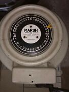Marsh Stencil Machine Company Model R1 Rotary Punchcutter 1 Inch Military