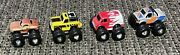 Vintage Galoob Micro Machines 20 Super 4x4 Collection - Pre-owned