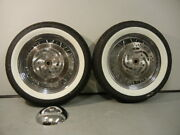 2011 Harley Davidson Softail Deluxe Front And Rear Stock Abs Wheel Set Used