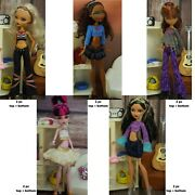 Bratz Doll Clothes Lot 5 Original Fits Also Monster High And Ever After High Dolls