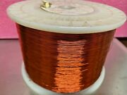 Magnet Copper Wire 28awg 10 3/4+ Pound Spool Magnetic Coil Winding