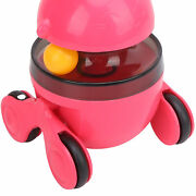 Cat Toy Windmill Propeller Turntable Food Leaking Toy Training Ball Feeding Toys