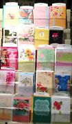 Clearance Hallmark Greeting Cards Lot Of 38 Birthday Leftovers