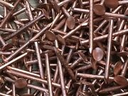 1kg Pack Copper Clout Nails All Sizes Roofing Tree Killer Outdoor Marine Roof